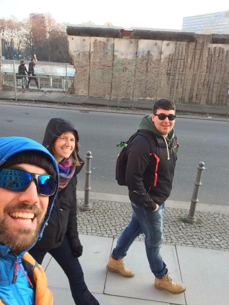 Selfie mit Chris und Erin von Golden-Colorado