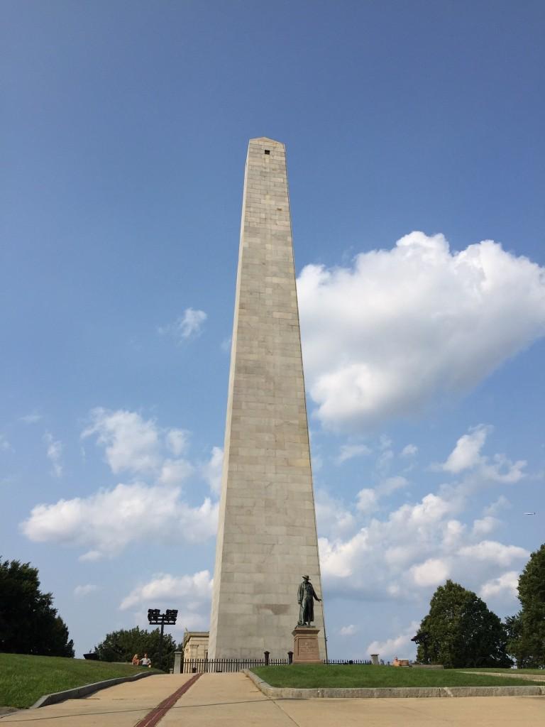 Monument Beacon Hill