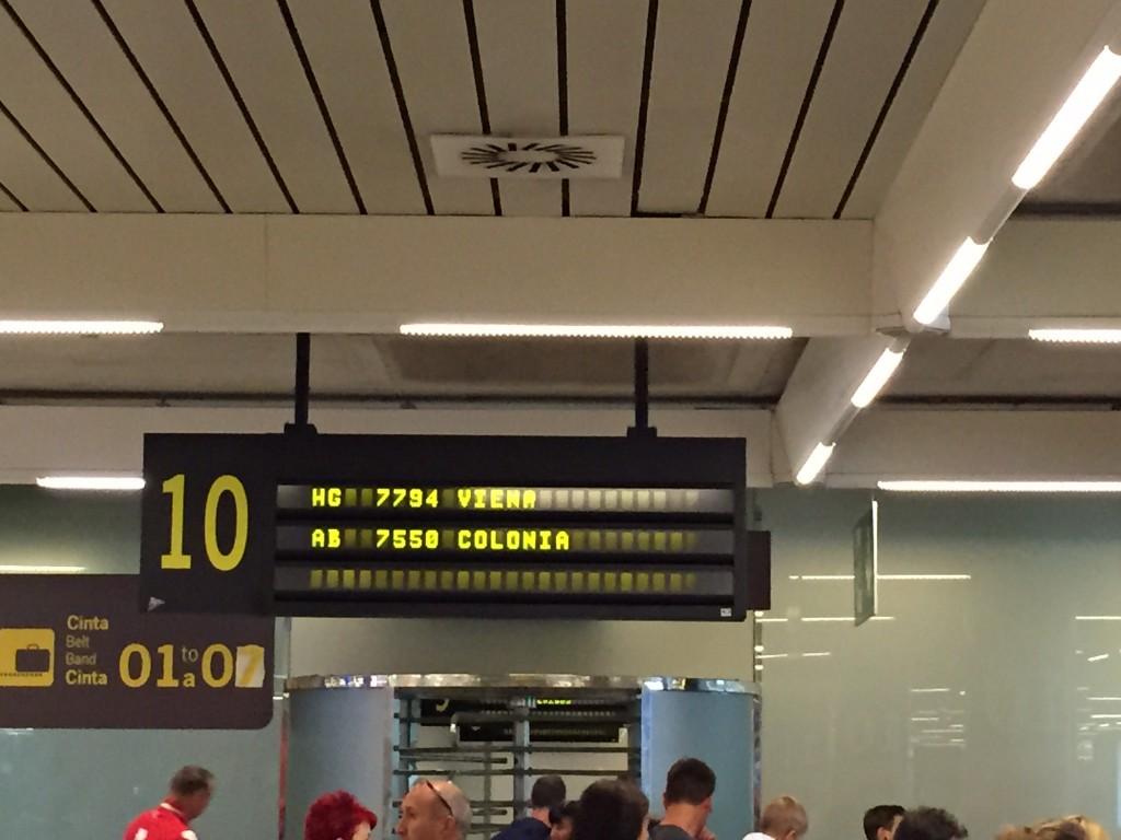 typisch Spanien, alles egal :D